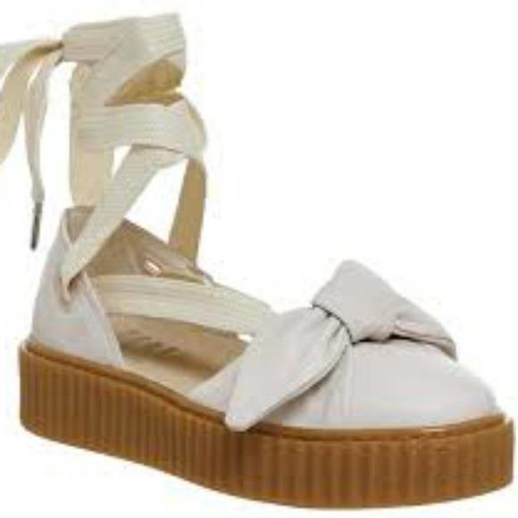 Puma Creeper Ballerina Fenty Rihanna Shoes 8 NEW